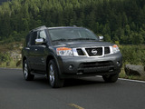 Pictures of Nissan Armada 2007