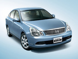 Photos of Nissan Bluebird Sylphy (G11) 2005