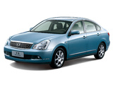 Photos of Nissan Sylphy (G11) 2008