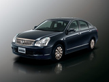 Nissan Bluebird Sylphy (G11) 2005 wallpapers