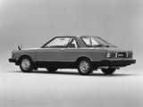 Nissan Bluebird Coupe (910) 1979–83 photos