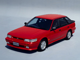 Photos of Nissan Bluebird Aussie (HAU12) 1991