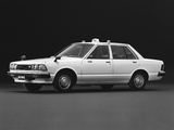 Pictures of Nissan Bluebird Sedan Taxi (910) 1979–83
