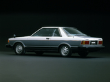 Pictures of Nissan Bluebird Coupe (910) 1979–83