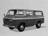 Nissan Caball Van (VC142) 1966–76 wallpapers