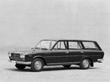 Nissan Cedric Van (VP130) 1965–68 photos