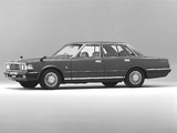 Pictures of Nissan Cedric Sedan (430) 1979–81
