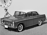 Nissan Cedric 1500 Deluxe (30) 1960–62 wallpapers