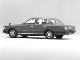 Wallpapers of Nissan Cedric Sedan (430) 1979–81