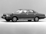 Wallpapers of Nissan Cedric Hardtop (430) 1979–81