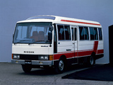 Pictures of Nissan Civilian (W40) 1982–88