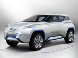 Nissan TeRRA Concept 2012 wallpapers