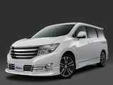 Autech Nissan Elgrand Rider High Performance Spec (E52) 2011 wallpapers
