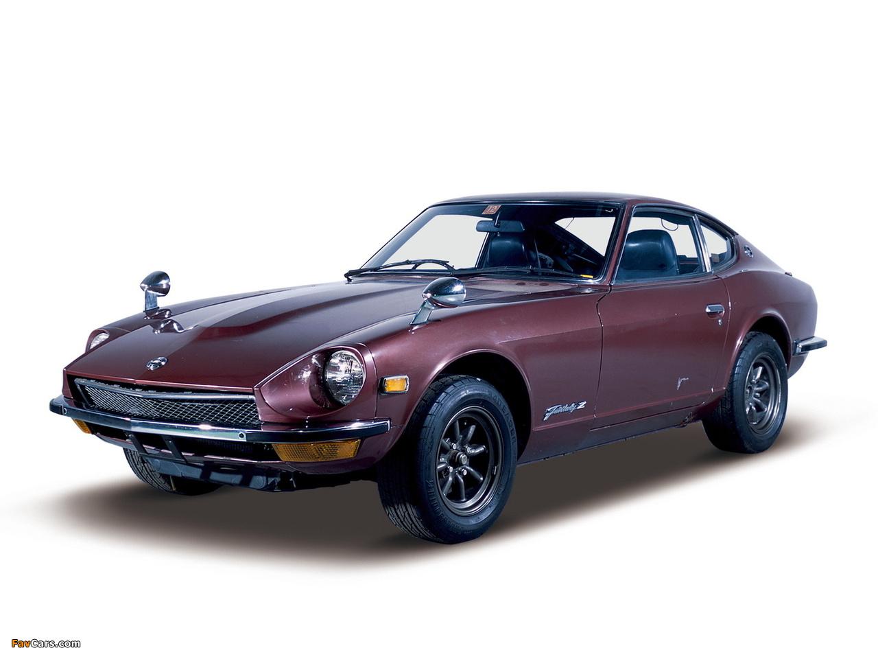 Nissan Fairlady 240Z (HS30) 1969–78 images (1280 x 960)