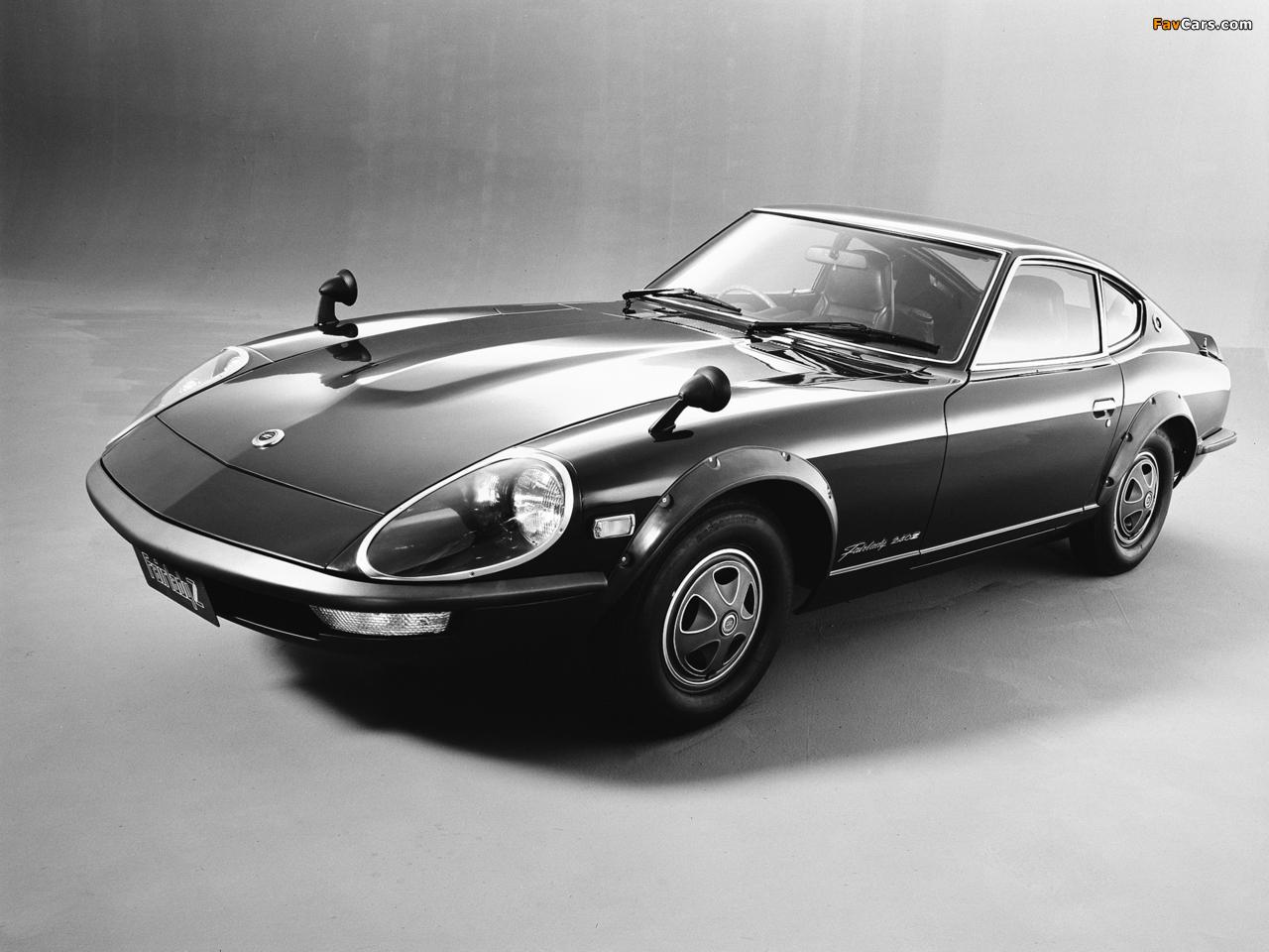 Nissan Fairlady 240z G Hs30 1971 73 Images 1280x960