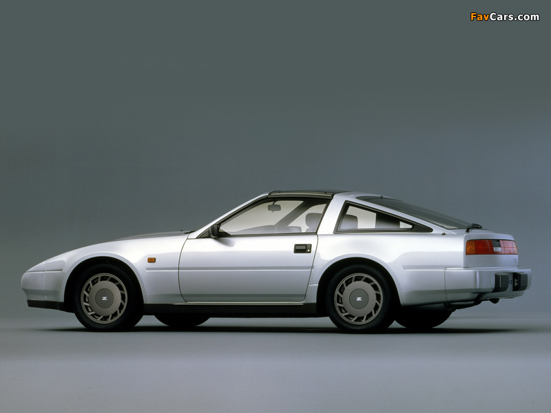 Nissan Fairlady Z T-Roof (Z31) 1983–89 pictures (800 x 600)