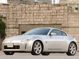 Nissan Fairlady Z (Z33) 2002–07 wallpapers