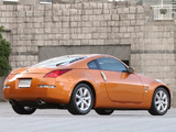 Photos of Nissan Fairlady Z (Z33) 2002–07