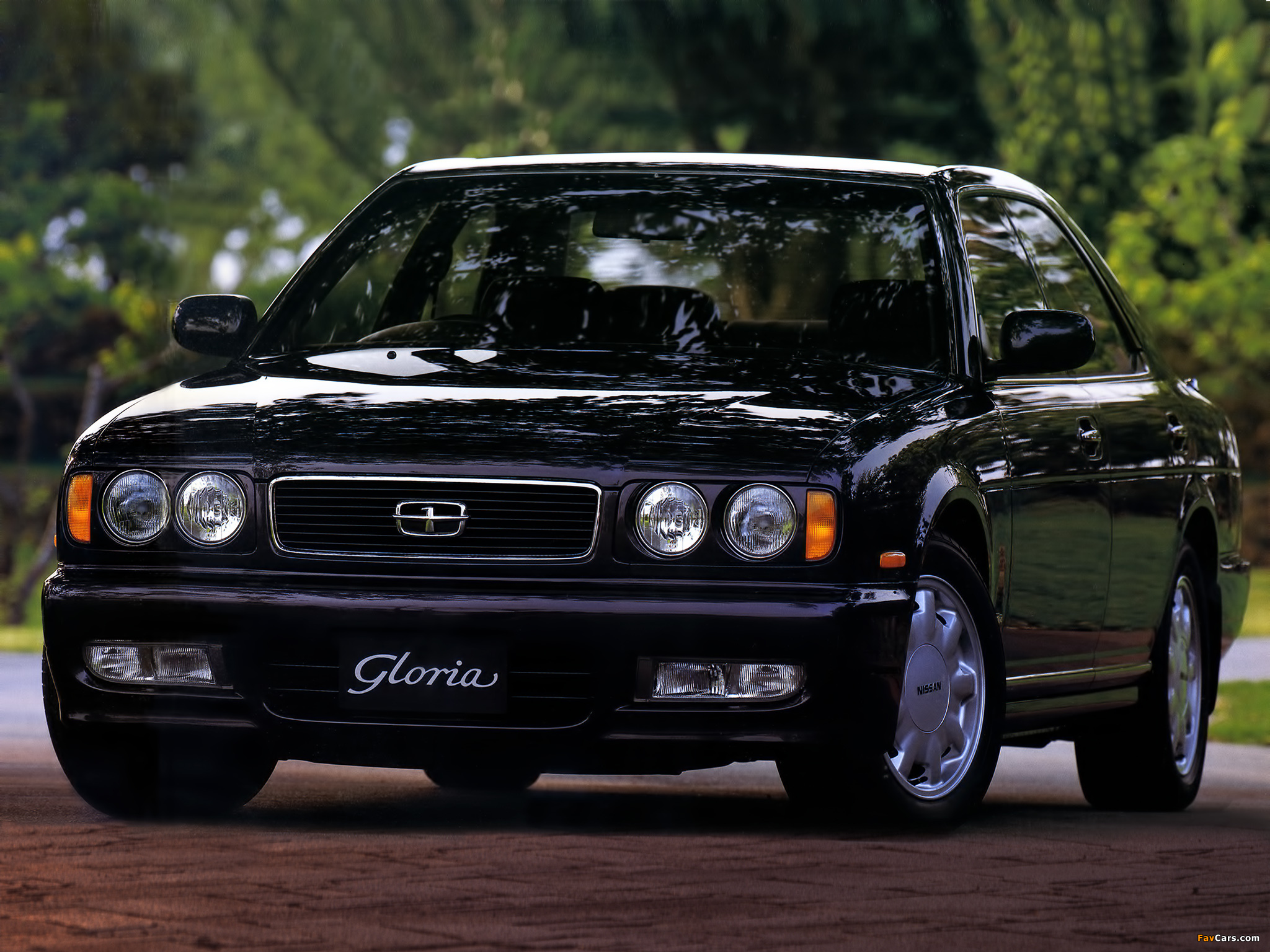 Pictures of nissan gloria gran turismo y32 1991 95 2048x1536