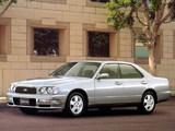 Nissan Gloria Gran Turismo (Y33) 1997–99 wallpapers
