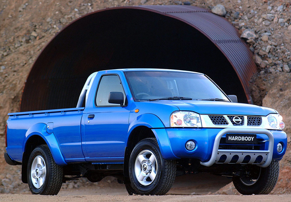 Pictures Of Nissan Hardbody Single Cab D22 2002 08