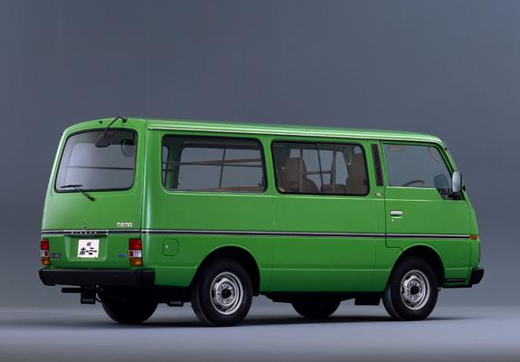 Nissan Homy E23 1980 83 Wallpapers 2048x1536