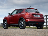 Nissan Juke N-Tec UK-spec (YF15) 2013 photos