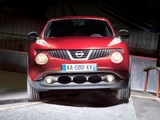 Pictures of Nissan Juke N-Tec (YF15) 2013