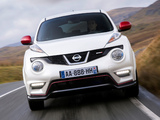 Pictures of Nissan Juke Nismo (YF15) 2013