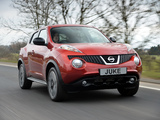 Pictures of Nissan Juke N-Tec UK-spec (YF15) 2013