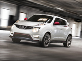 Nissan Juke Nismo (YF15) 2013 wallpapers