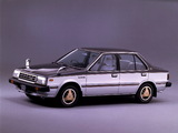 Images of Nissan Laurel Spirit Turbo (B11) 1982–86