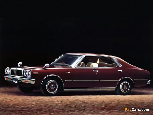 Nissan Laurel Hardtop (C230) 1977–78 photos (640 x 480)