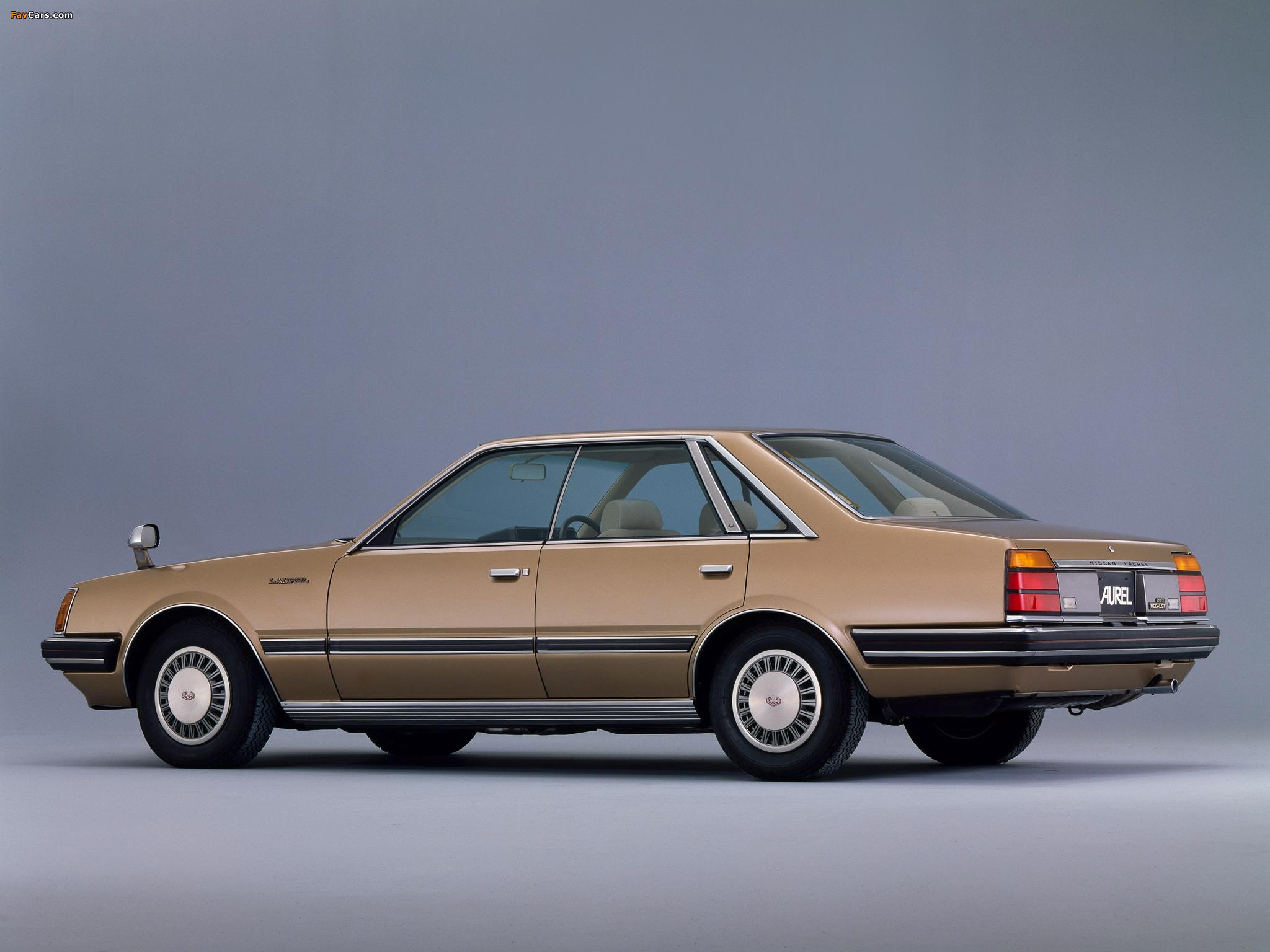 Nissan Laurel Hardtop C31 1980 82 Pictures 2048x1536