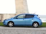 Nissan Leaf 2010 pictures