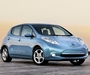Nissan Leaf JP-spec (ZEO) 2010 wallpapers