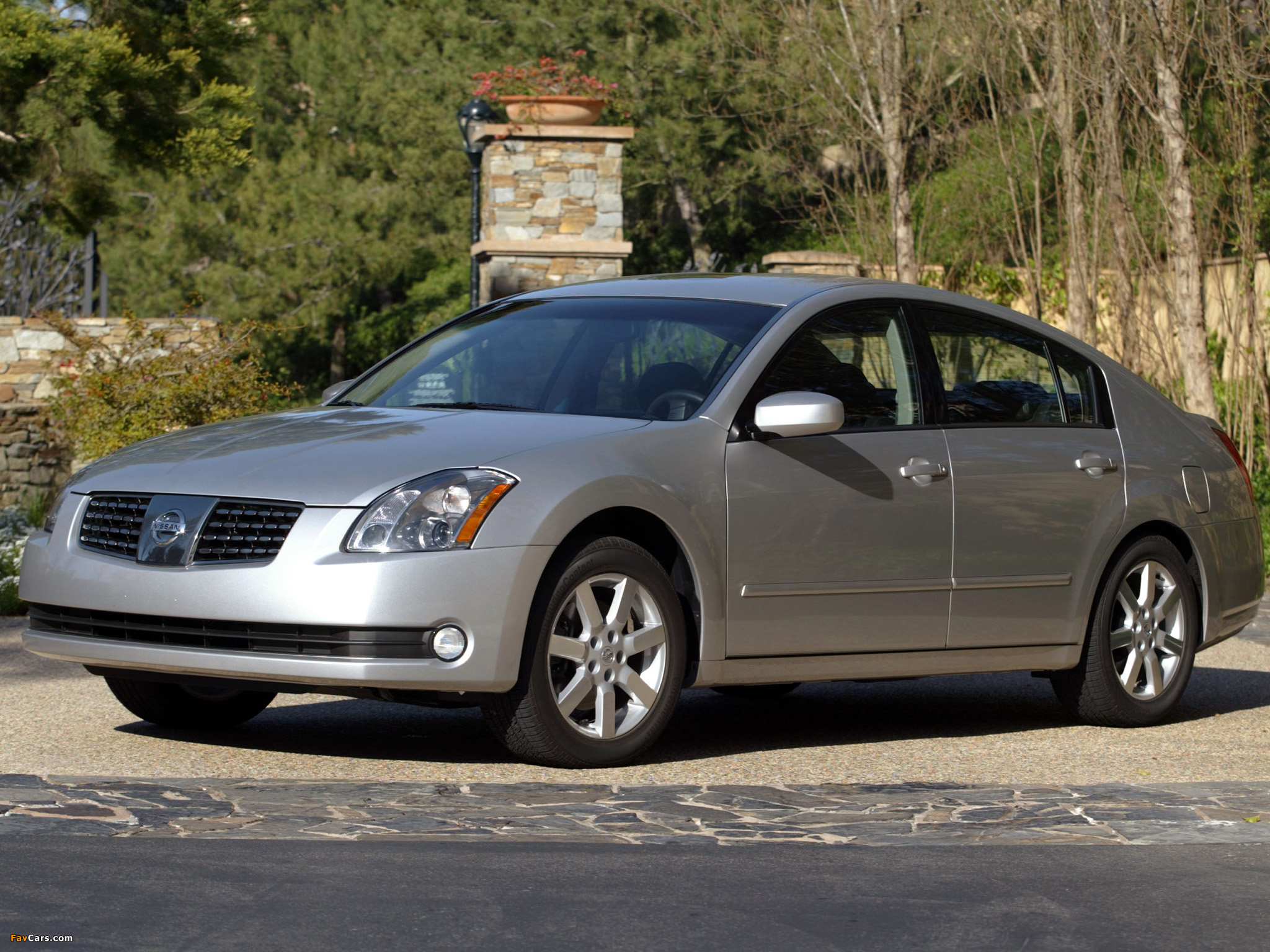 Nissan Maxima A35 2004 06 Pictures 2048x1536