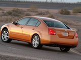 Nissan Maxima (A35) 2004–06 wallpapers