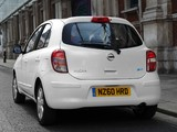 Images of Nissan Micra 5-door UK-spec (K13) 2010