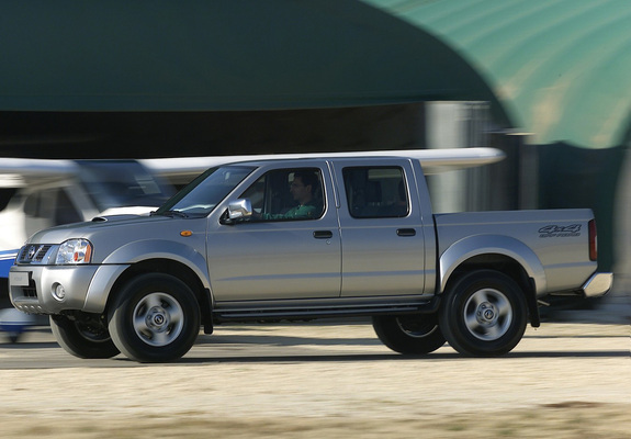 Photos Of Nissan Pickup Navara Crew Cab D22 2001 05