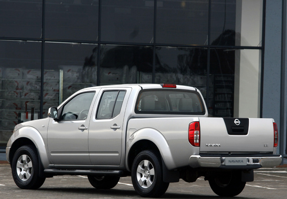 Related Image Nissan Navara Double Cab Uk Spec D40 2005 10 Images