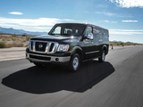 Images of Nissan NV 3500 Passenger (2011)