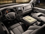 Images of Nissan NV3500 HD Passenger 2011