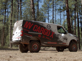 Nissan NV Cargo X Project Van 2017 photos