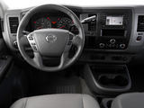 Photos of Nissan NV 3500 Passenger (2011)