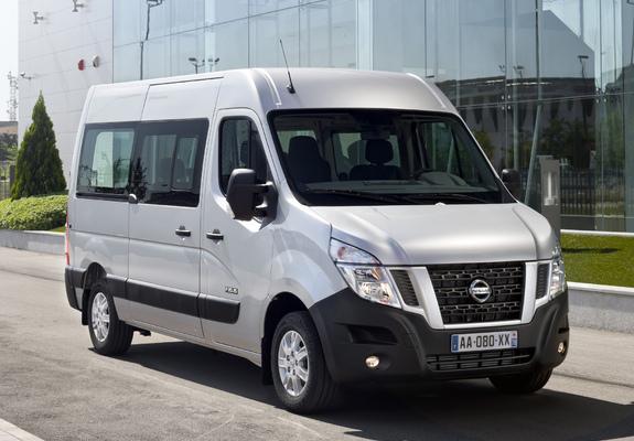 Nissan Passenger Van >> Nissan NV400 Passenger Van 2011 photos (2048x1536)