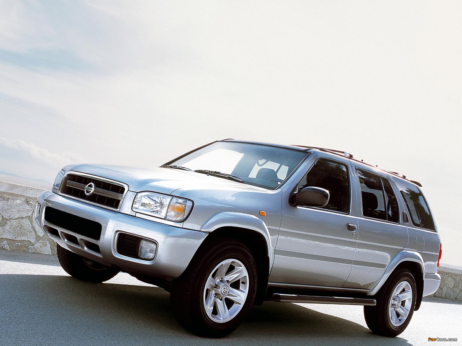 Photos Of Nissan Pathfinder R50 1999 2004 1600x1200