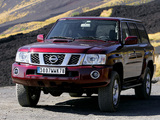 Images of Nissan Patrol 5-door (Y61) 2004–10