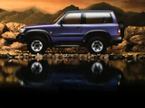 Nissan Patrol GR 3-door (Y61) 1997–2001 wallpapers