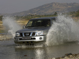 Nissan Patrol 5-door (Y61) 2004–10 photos